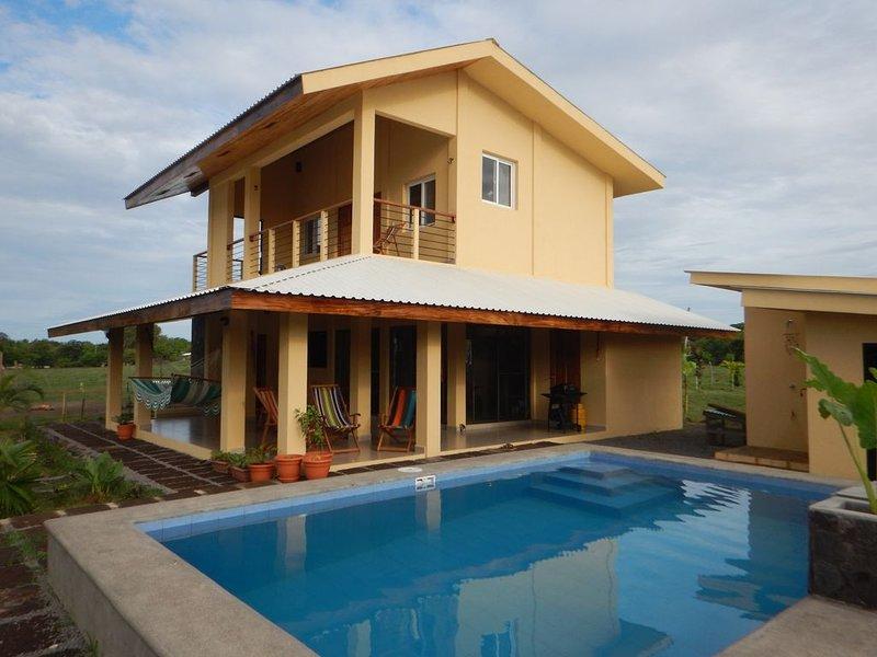 Quintas Calalas Casa, holiday rental in Jiquilillo