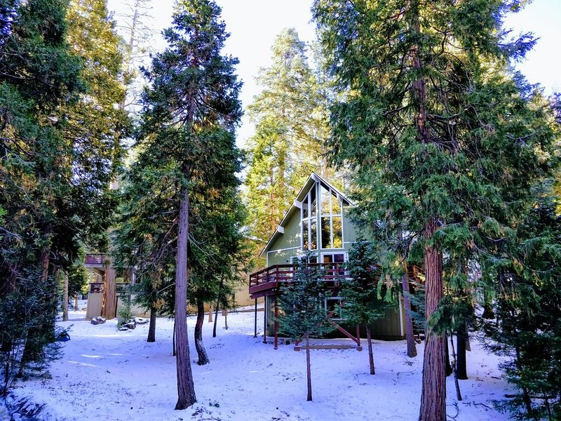 Family Friendly Mountain Cabin, alquiler de vacaciones en Lake Arrowhead