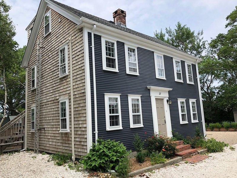 Long-Term Fall/Winter Rental Available, location de vacances à Provincetown
