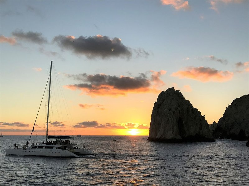 Your private concierge can set you up to end your day with a  sunset sail!