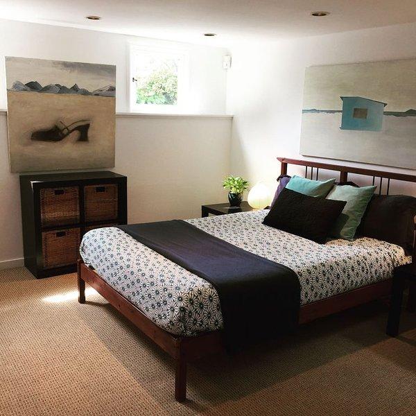 Sweet, Spacious Garden Apartment Rockridge/Temescal, alquiler de vacaciones en Oakland