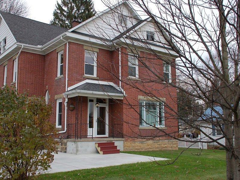 316 N Michael, Two story Historic Property, location de vacances à Wilcox