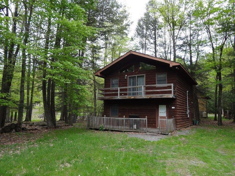 Amazing getaway in Pocono Mountains, casa vacanza a Hamlin