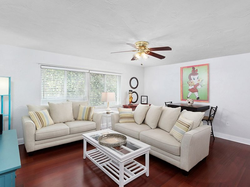 Sweet Spot in Downtown St. Pete, vacation rental in St. Petersburg