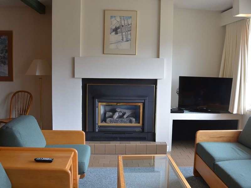 2 BR, 2 Story Condo In The Heart Of Stowe, Vermont.  Hot Tub, Sauna, Indoor Pool, alquiler de vacaciones en Stowe