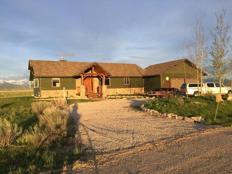 Fantastic Grand Teton Views, Tranquility and Beauty, aluguéis de temporada em Tetonia