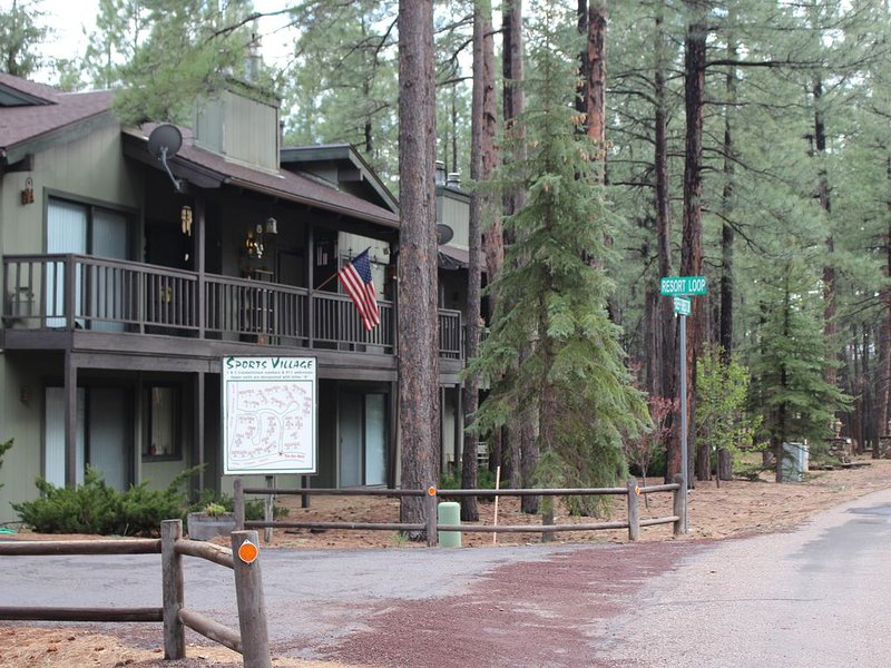 Great Location Beautiful 3 BR 2 Bath Retreat in Pinetop AZ., holiday rental in Apache County