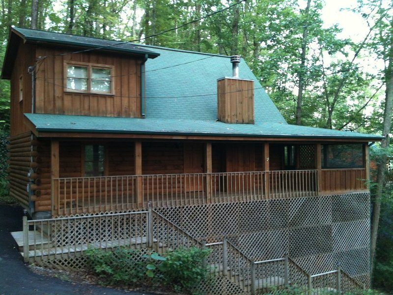 Relaxing Places for Busy People, holiday rental in Sevierville