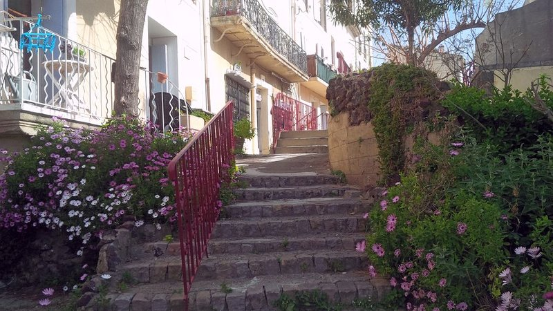 Village House in the south of France: Languedoc, holiday rental in Lieuran-les-Beziers