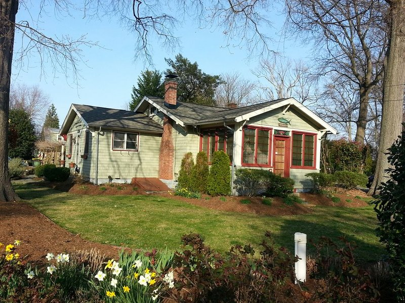 Historic beach Cottage, vacation rental in Annapolis