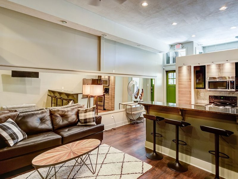 Contemporary Downtown Apartment on Washington Street, vacation rental in Vicksburg