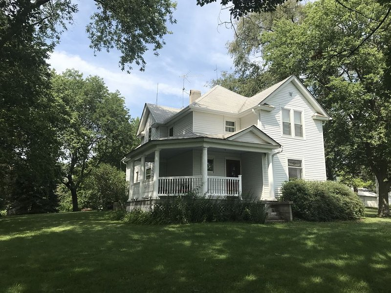 Country Acreage:  Escape, Relax, Renew., holiday rental in Glenwood