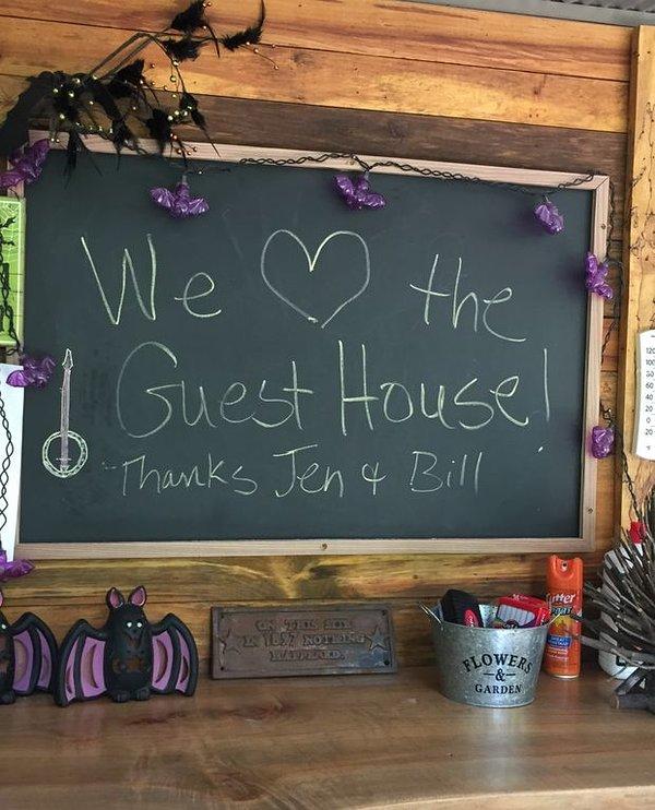 ¡Gracias Janet y familia!