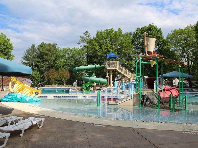 Neighborhood Water Park- Open Seasonally