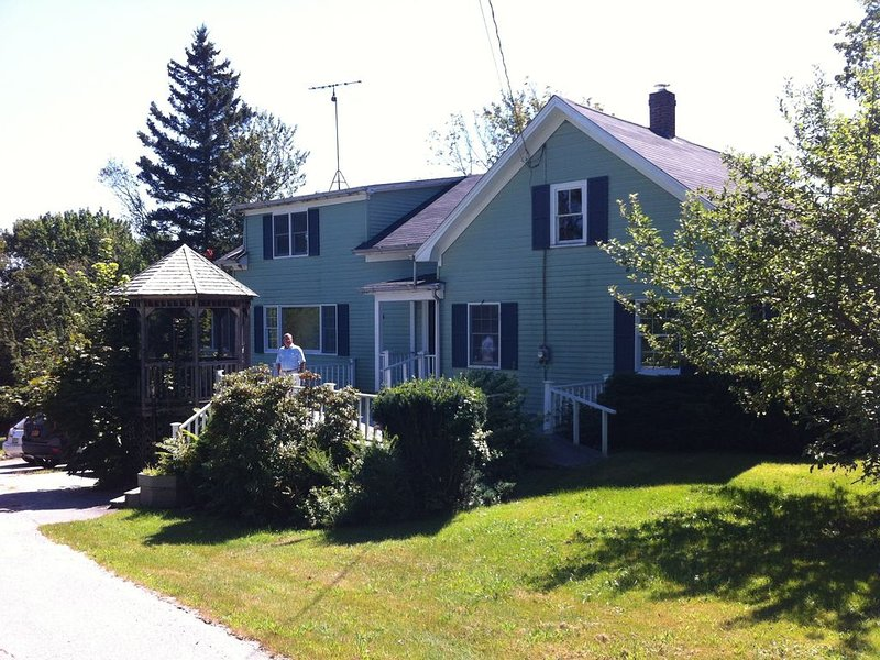 The Green House Homestead - Blue Hill Maine, vacation rental in Blue Hill