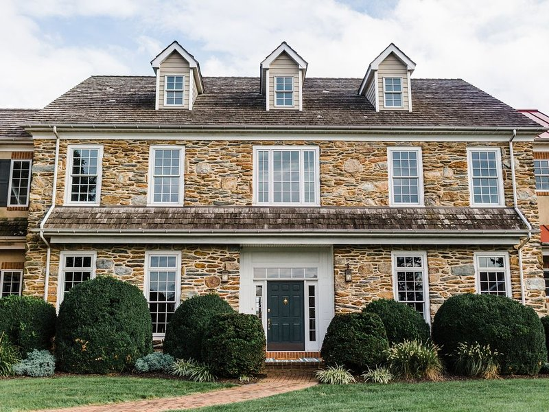 The Inn at Wyndridge Farm, holiday rental in Blooming Grove Township