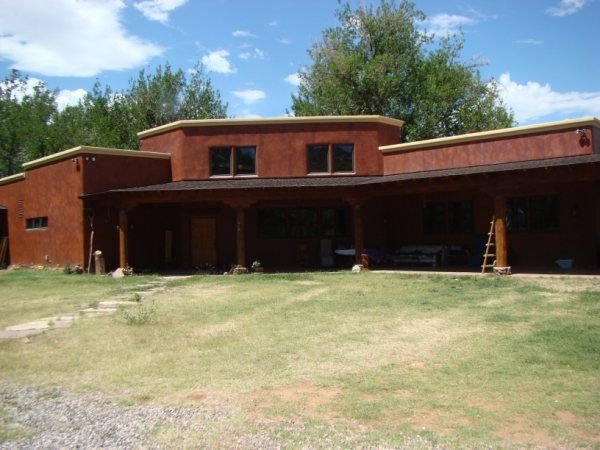Organic Retreat Center on Oak Creek, casa vacanza a Cornville