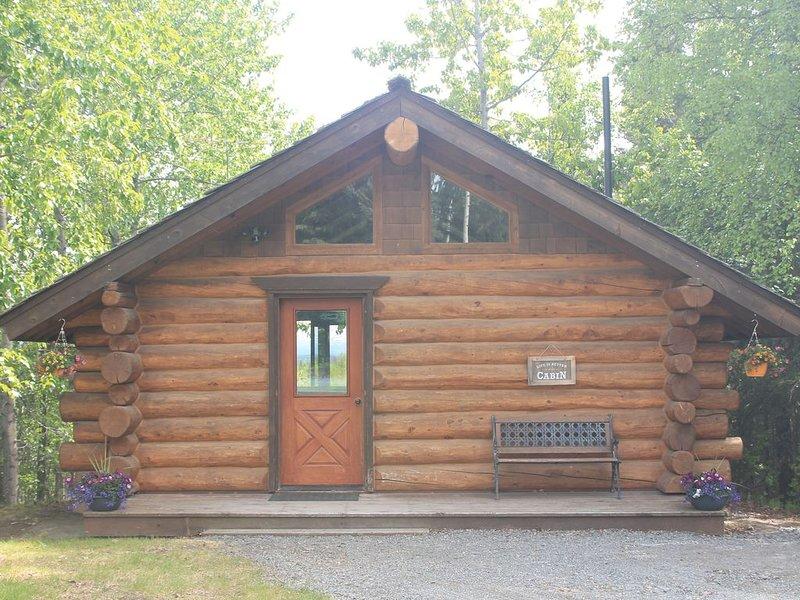 Kenai Wildlife Cabin, aluguéis de temporada em Sterling