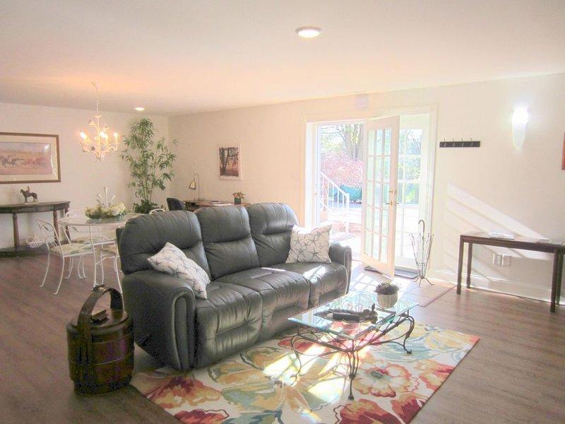 Charming private haven and get-a-way!  Visit Casa Miller!, location de vacances à Frankfort