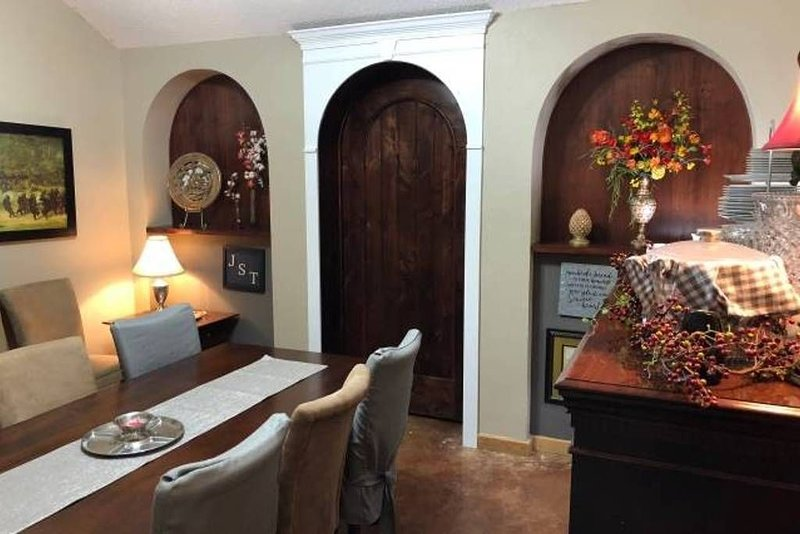Your private dining room
