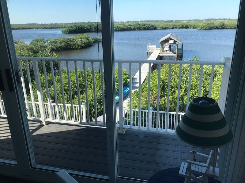 Sanctuary on the Bay – semesterbostad i Ponce Inlet