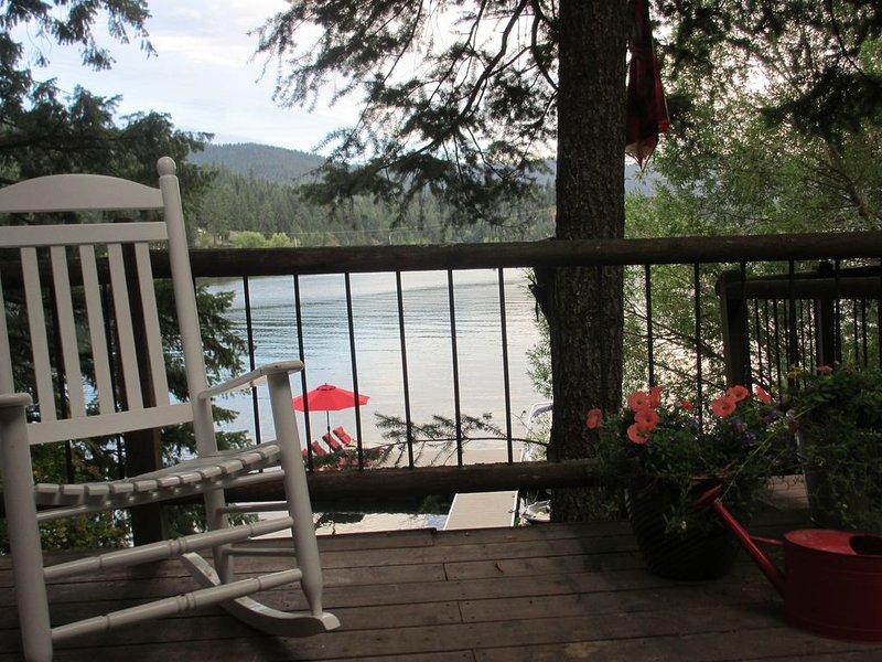 Cozy Lake Place Getaway, location de vacances à Hayden