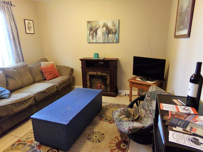 Ranch Getaway, experience the ranch life!, vacation rental in Valley Springs