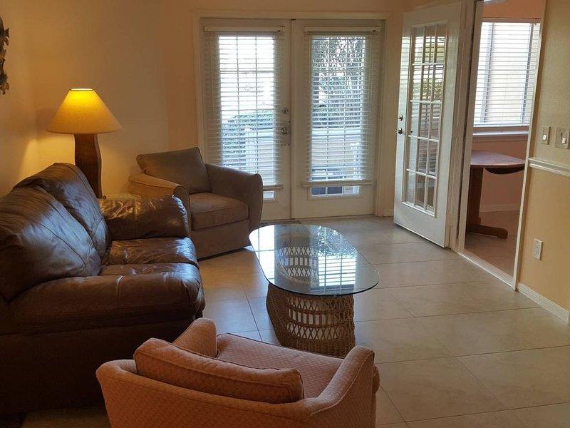 Convenient & Comfortable Seaside Condo, vacation rental in Port Canaveral
