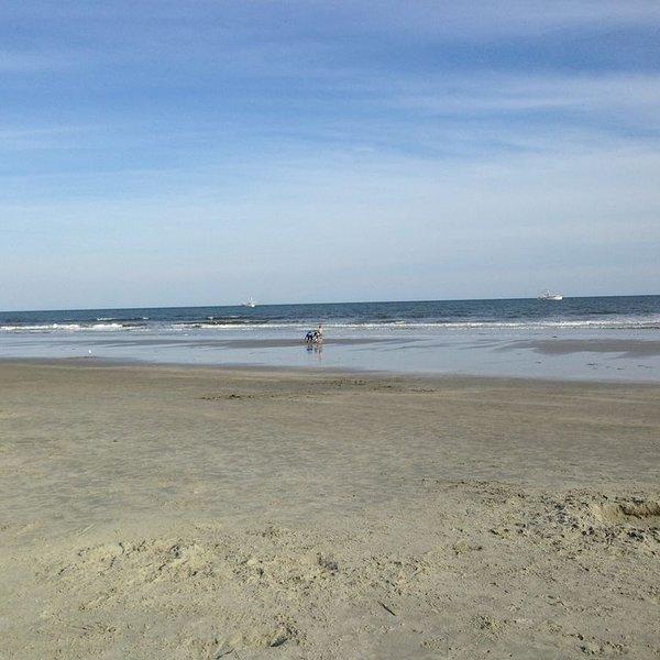 Taxas de praia do sol # 1 na NC