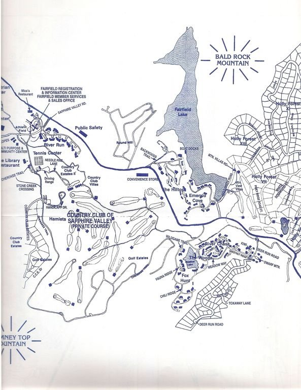 map of Sapphire