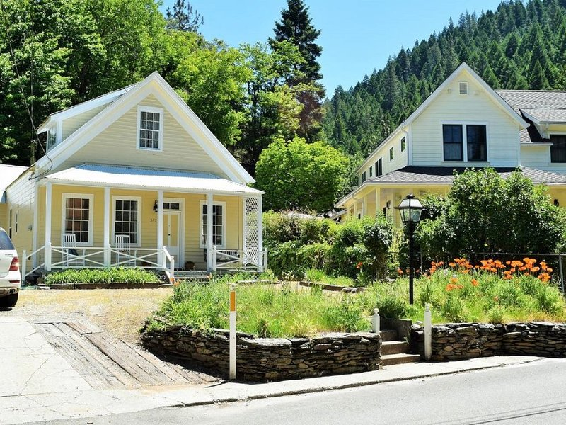 Downieville Victorian Cottage- 4 bedroom, aluguéis de temporada em Washington