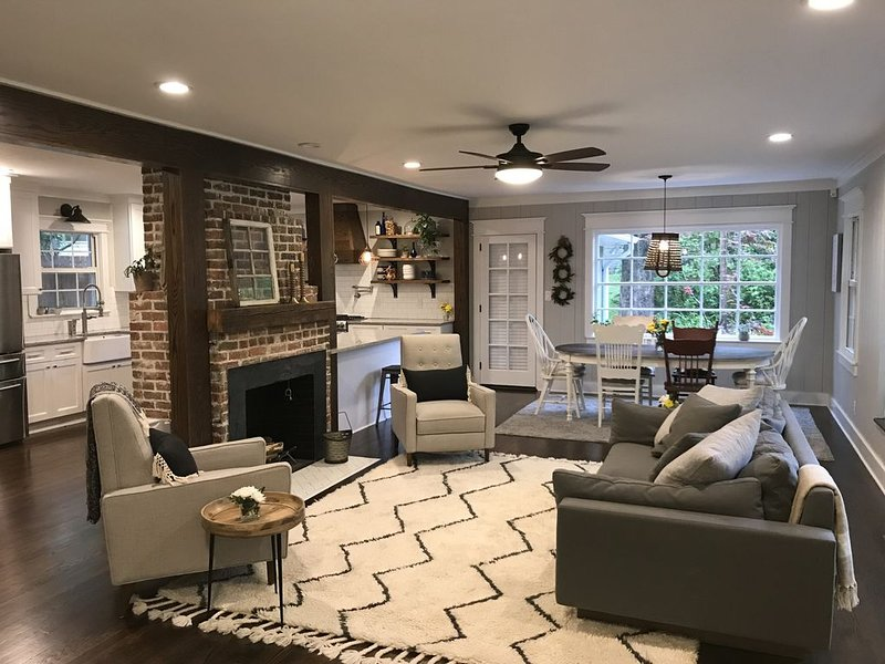 Home on a Hill, holiday rental in Tallahassee