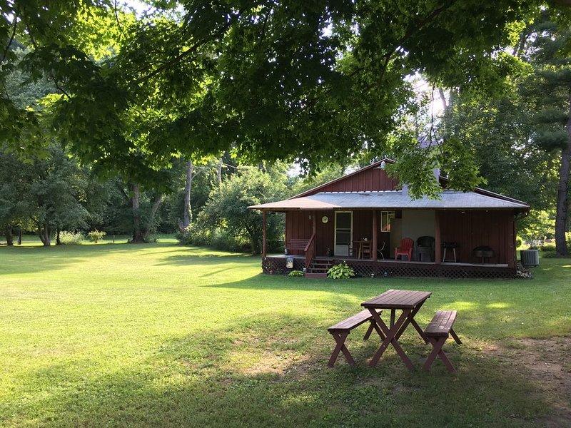 The Dunigan Cabin on the New River, location de vacances à Radford