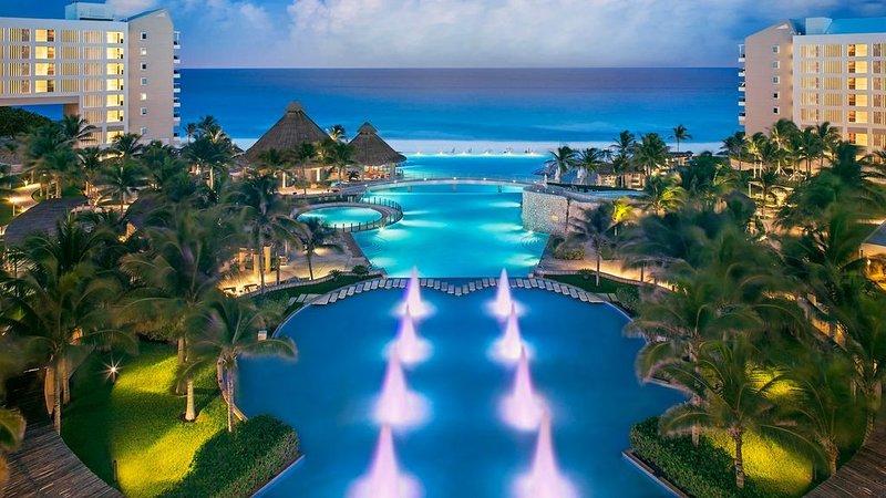 The Westin Laguanamar and Vistana Resorts, vacation rental in Cancun