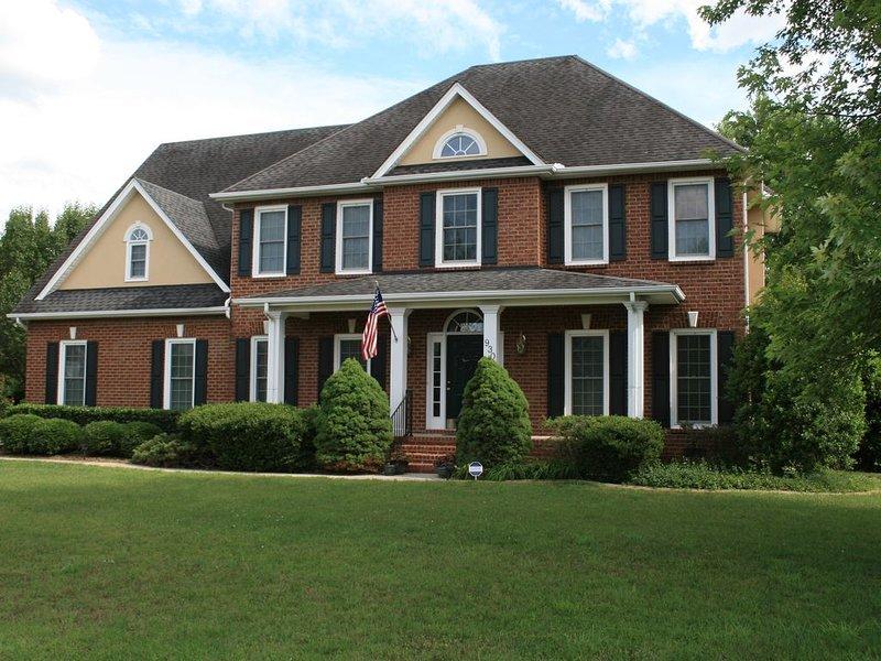 Upscale Home in Murfreesboro, alquiler de vacaciones en Murfreesboro