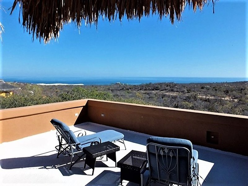 Two bedroom beach-view house - East Cape of Baja Mexico., vacation rental in Los Frailes