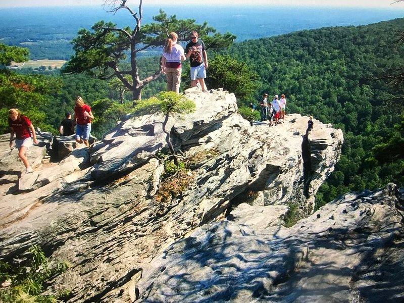 Mount Jefferson State Park, à seulement 3 km
