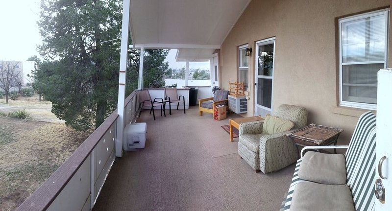 The Birdnest, Views, Hike, Bike,  Walk, See The TX Mountains, holiday rental in Alpine