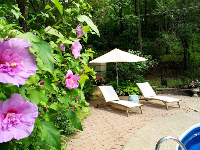 Woodland Serenity near West Point & hiking trails, Cold Spring, Beacon!, holiday rental in Chappaqua