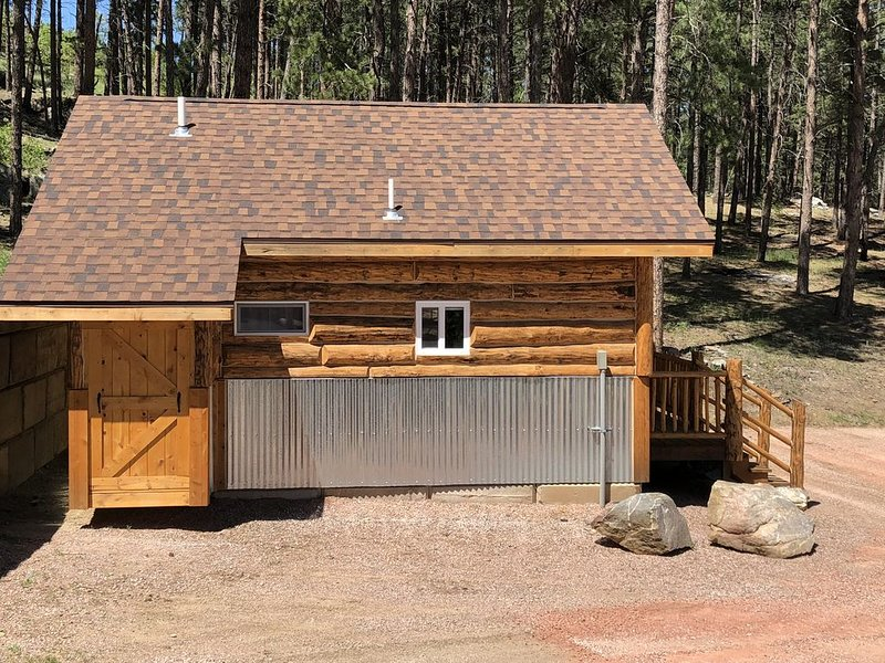 Big Mountain Cabins  - A Modern Rustic Experience - New in 2018, holiday rental in Rockerville