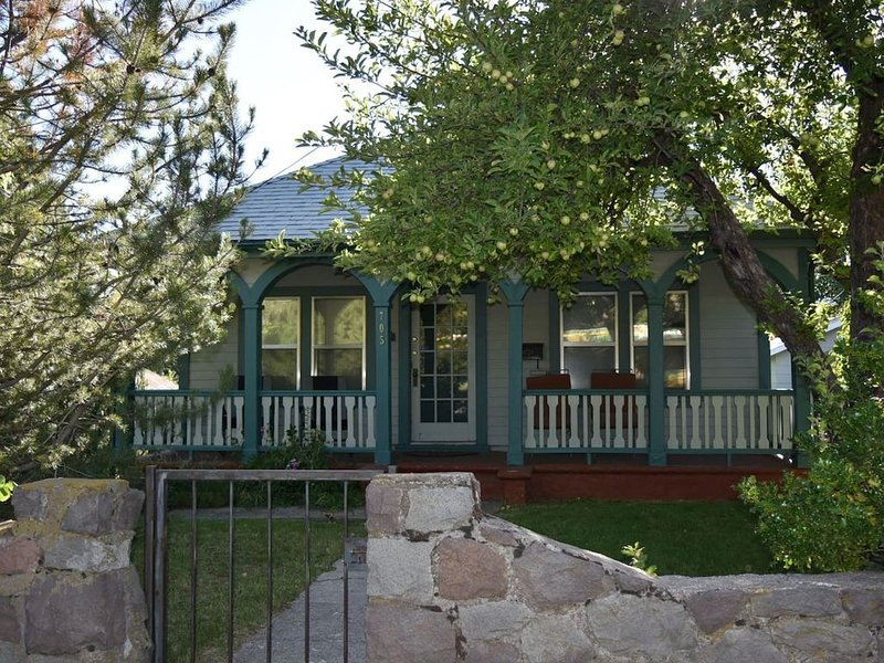 Charming House Downtown Mt Shasta City, vacation rental in McCloud
