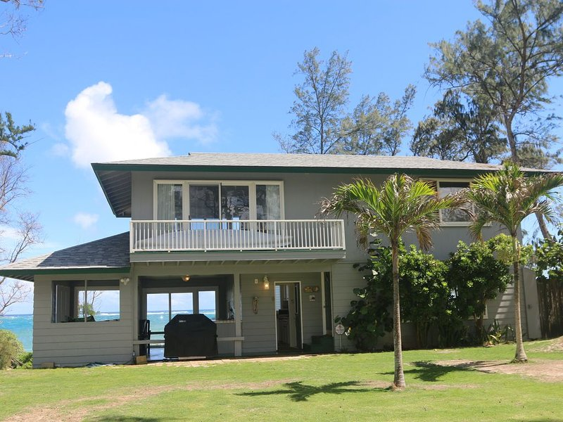 Malaekahana Bay where memories are made, holiday rental in Kahuku