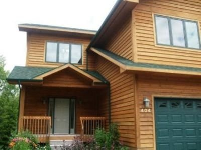 The Hideaway, New Construction, Walk to Beach and Town., holiday rental in Gills Rock
