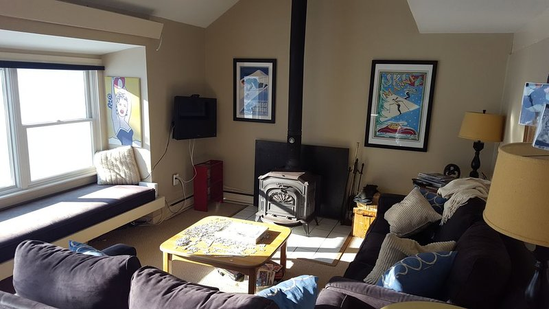Trailside Condominium  Ski in - Ski out, holiday rental in Kingfield