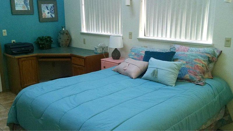 3ème chambre lit queen