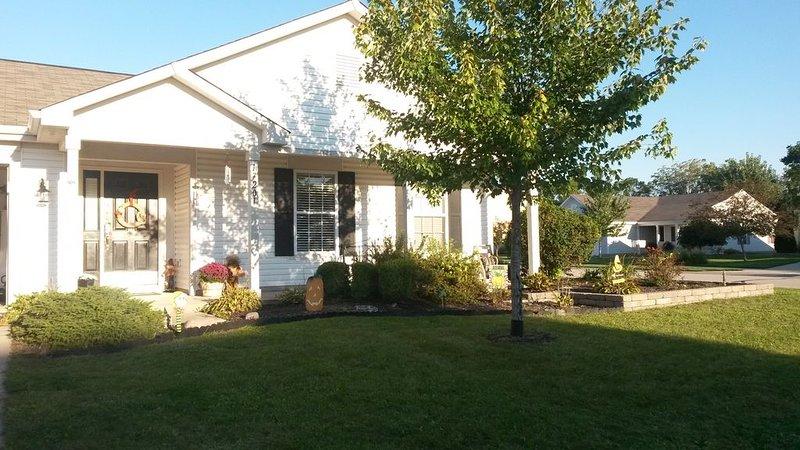Charming 3BD Home near downtown Westfield, location de vacances à Fortville
