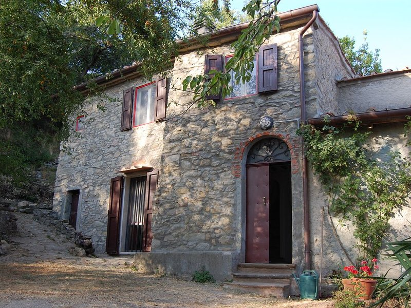 A farmhouse in Tuscany for holidays and retreats, holiday rental in San Momme