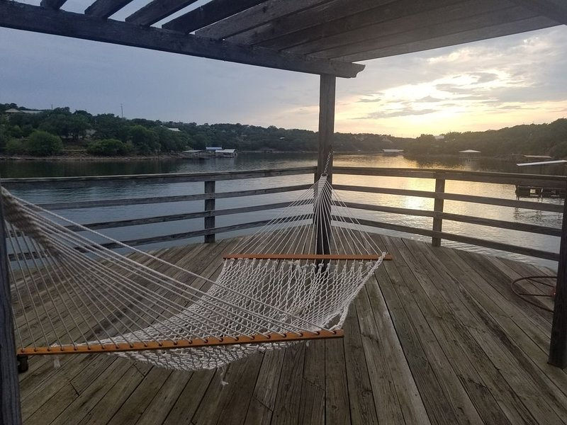 Bliss on Lake Buchanan, holiday rental in Tow