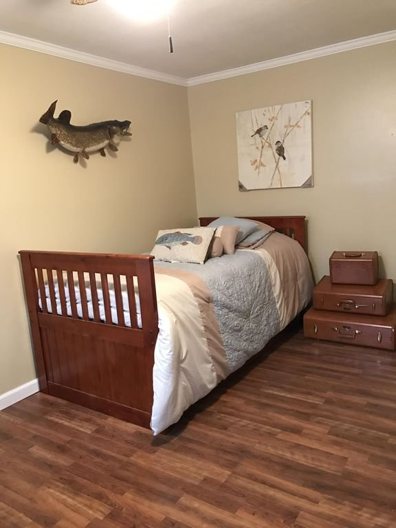 Hunters and fisherme, holiday rental in Eddyville