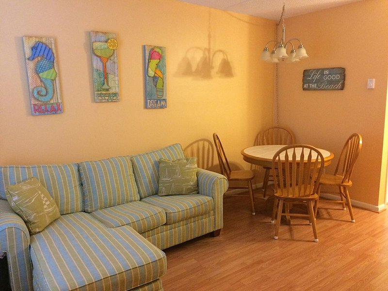 Looking for an autumn Getaway?, holiday rental in Wildwood